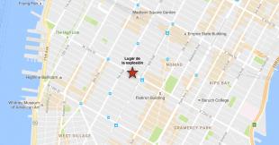 Explosión en Manhattan