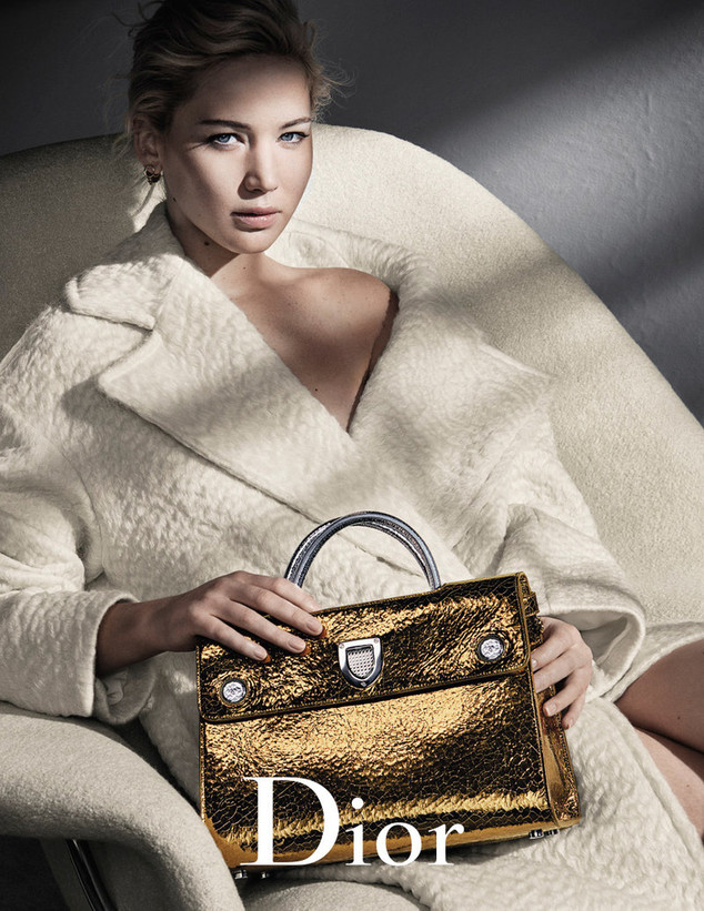 Jennifer Lawrence, Dior, Outdoor