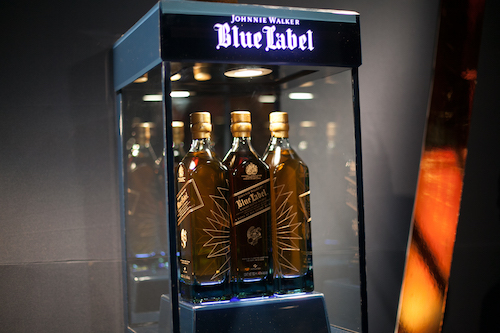 Johnnie Walker Blue Label Guerreros II