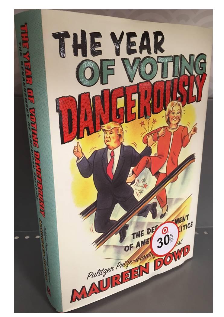 The Year of Voting copia libro