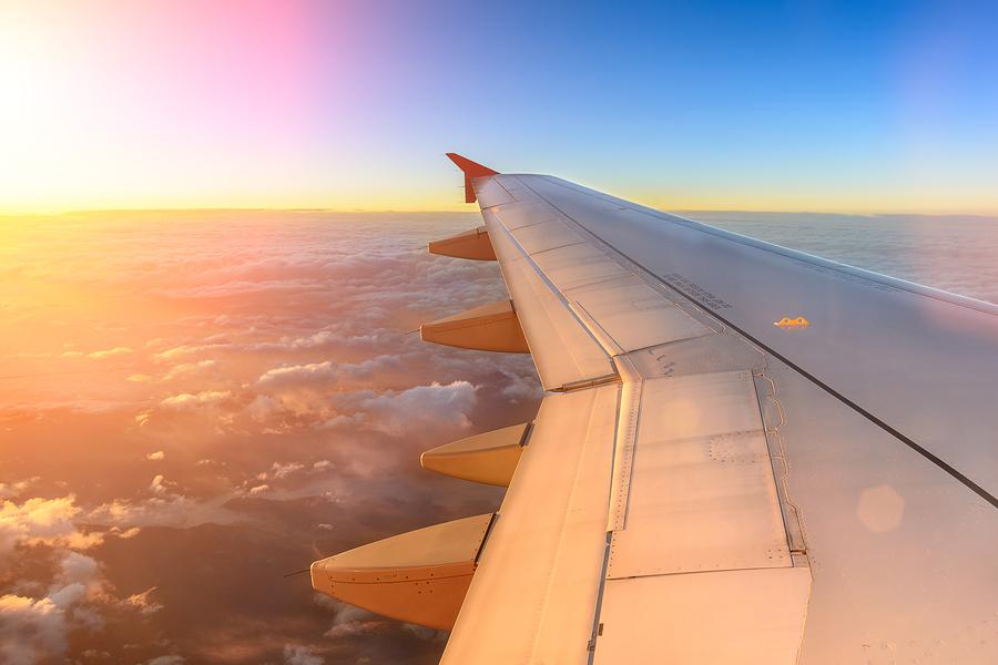 aviones, vuelos
