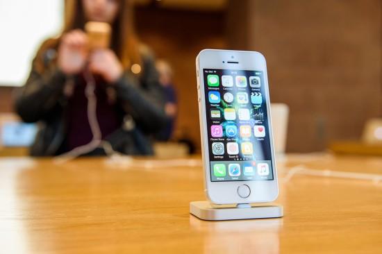 iphone, appel, retail