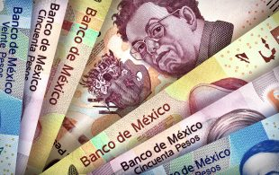 moneda mexicana, billetes, peso mexicano