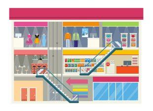 retail, tienda, plaza comercial