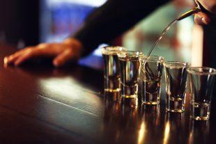 tequilas, bebida, mezcal