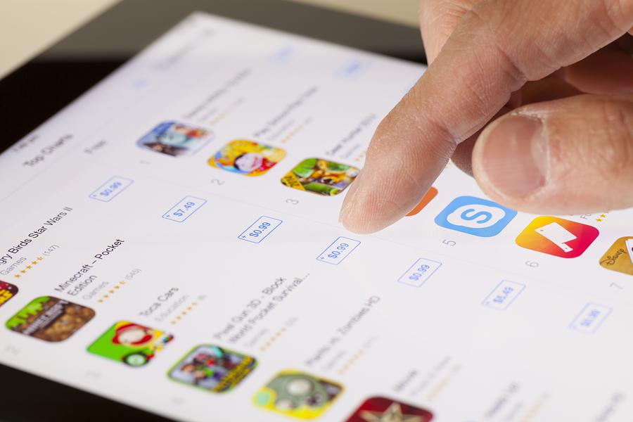 apps, aplicaciones