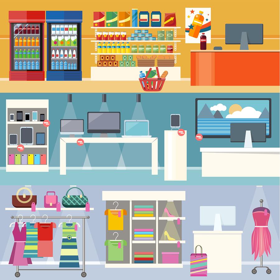 retail, tienda, punto de venta, super