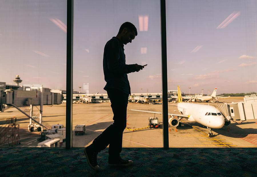 avion, vuelos