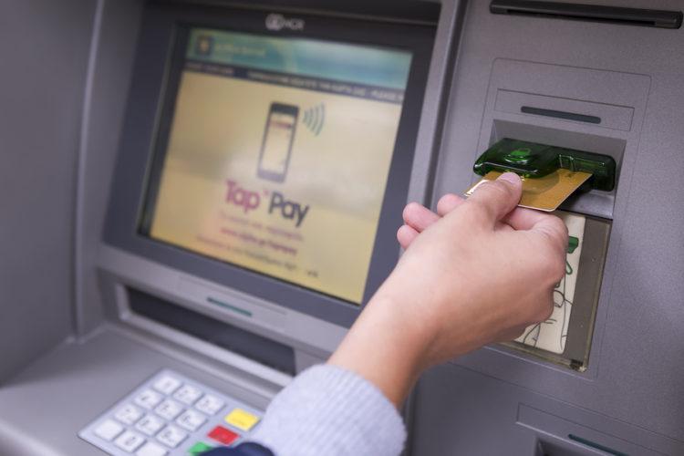 cajeros automaticos ATM