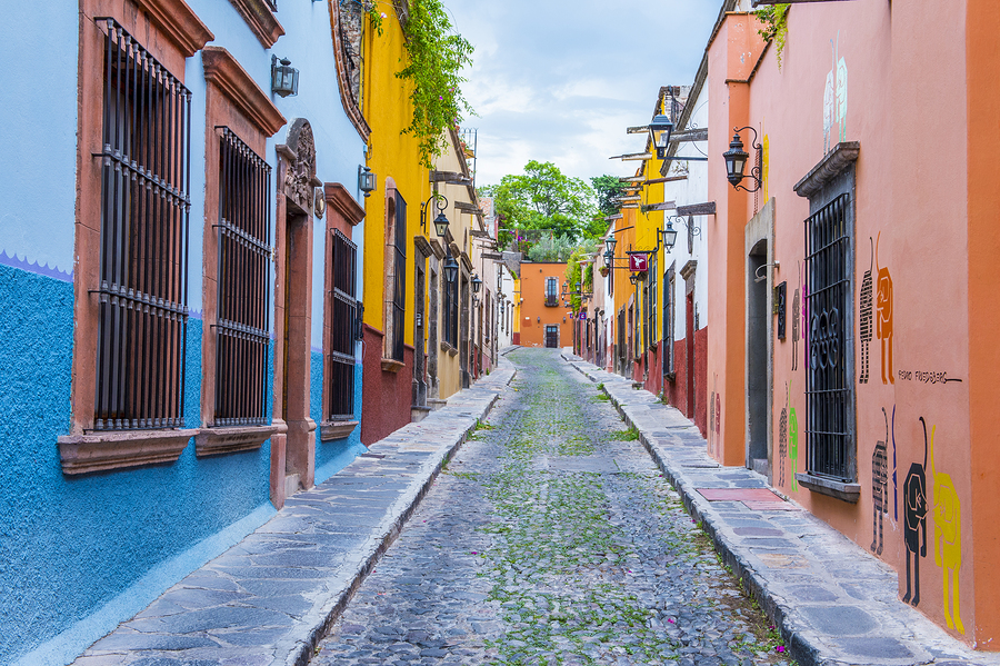 México, turismo