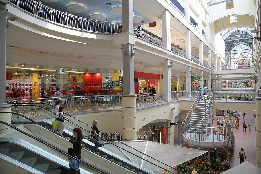 retail, centro comercial