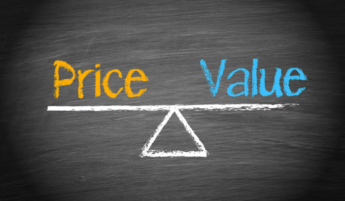 precios pricing