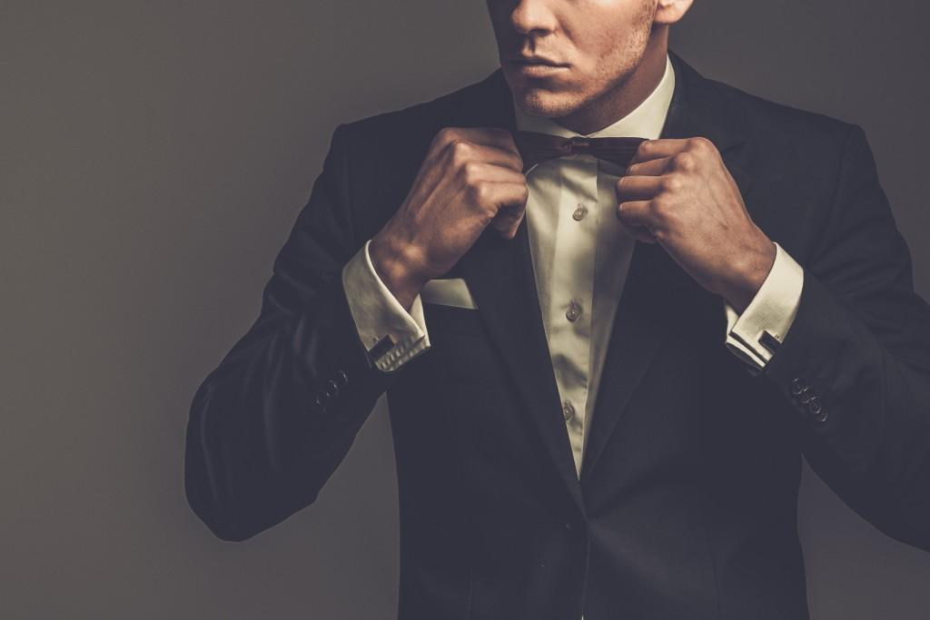 ropa, caballero, hombre, smolink