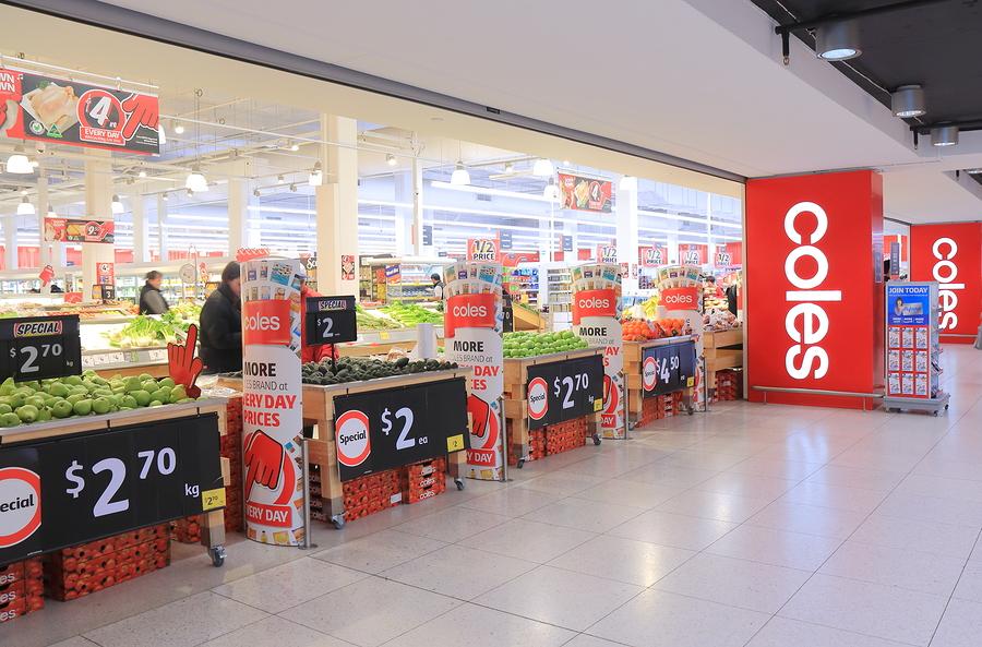 retail zona de cajas