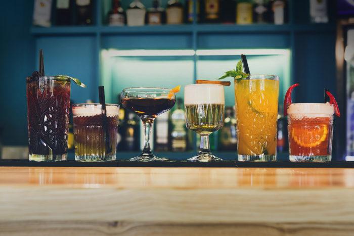 bebidas, alcohol