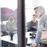 ejecutivos, juntas, equipo, empresas