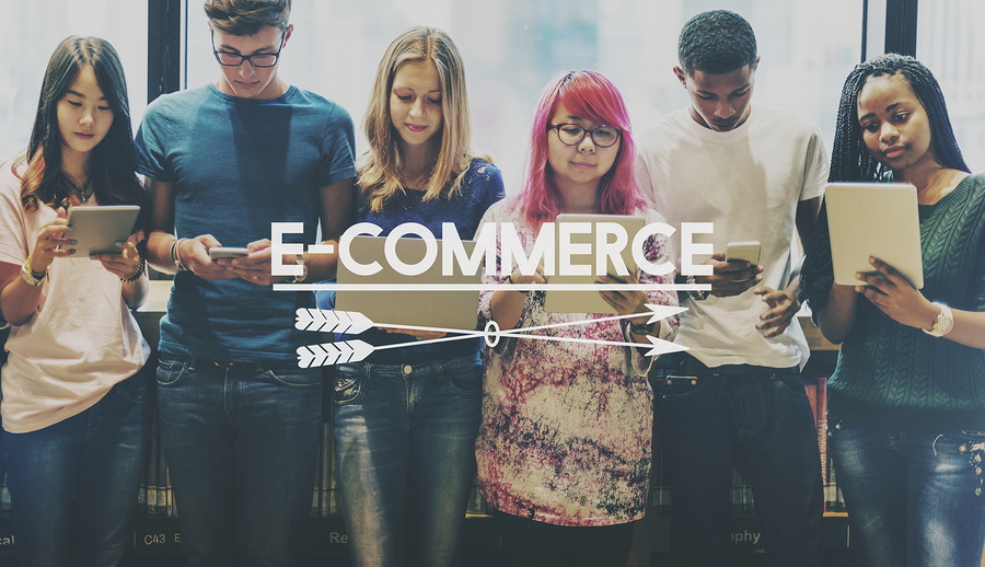 e-commerce, millennials, comercio en línea
