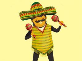 mexicano, fiestas, mexicanos, shoppers