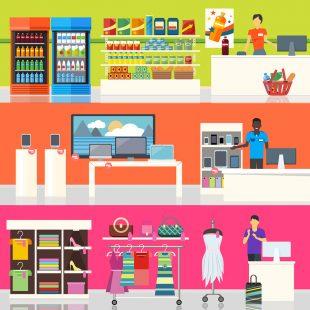 retail, tiendas, canal minorista, punto de venta