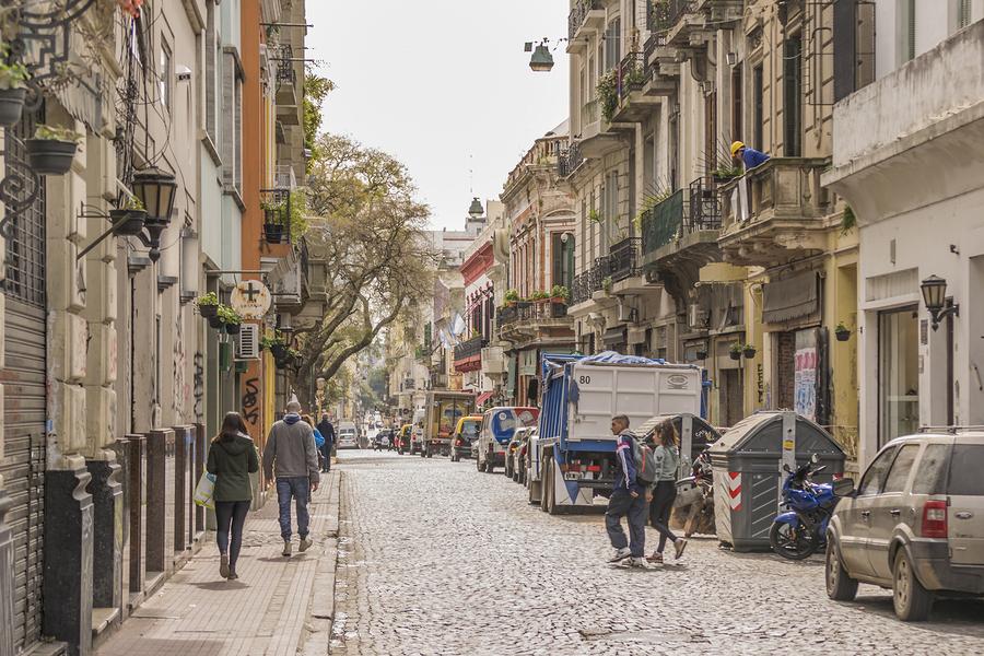 ARGENTINA, calles,