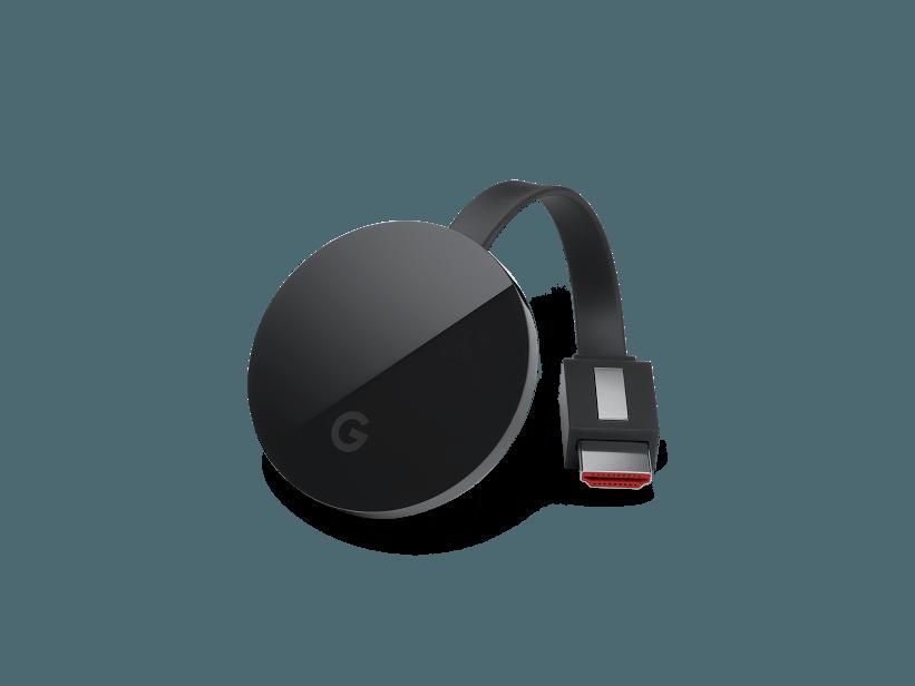 chromecast-ultra-google