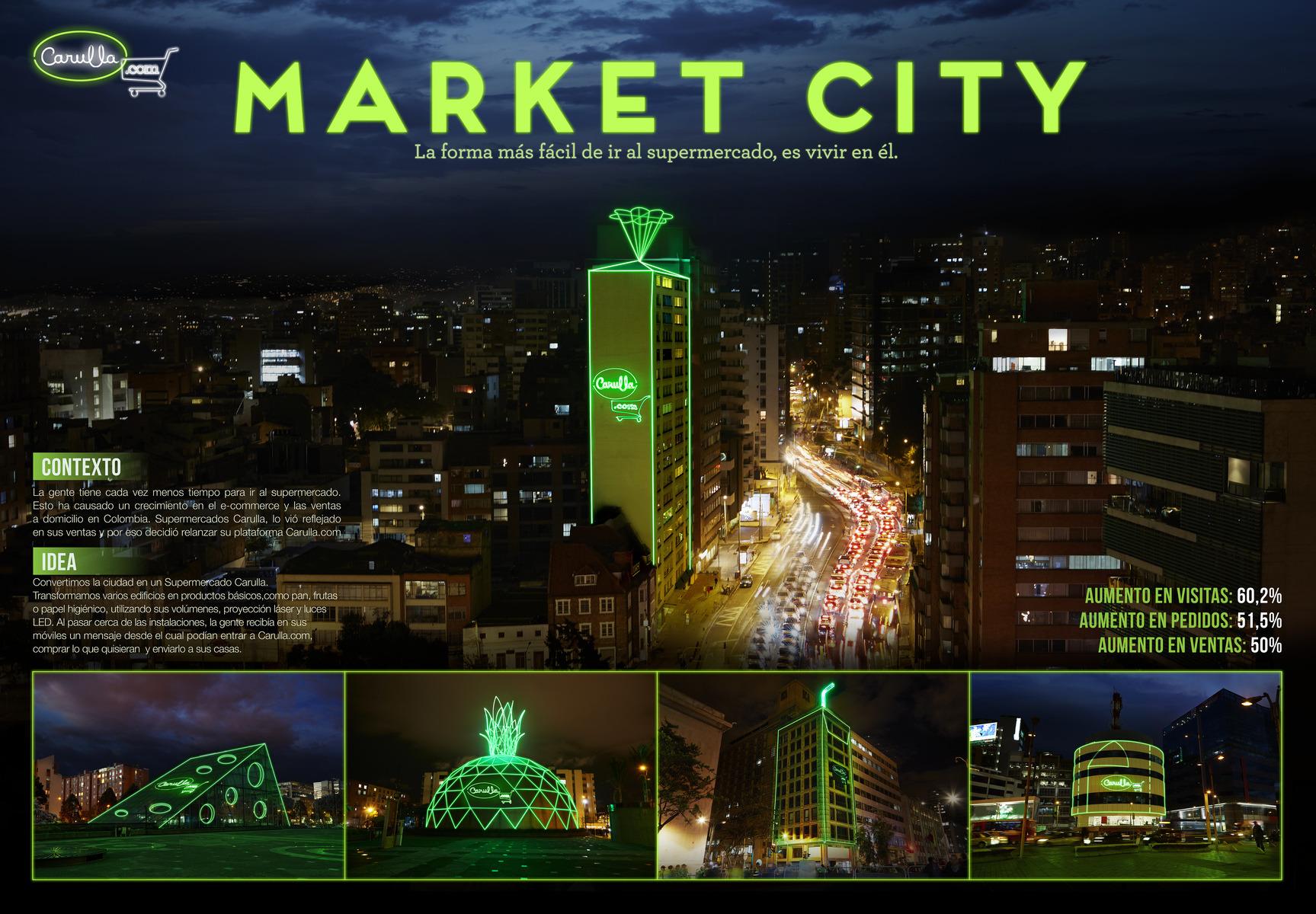 Market City - Carulla
