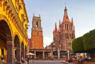San Miguel de Allende, AT&T, WiFi gratis, Internet, México, Infinitum