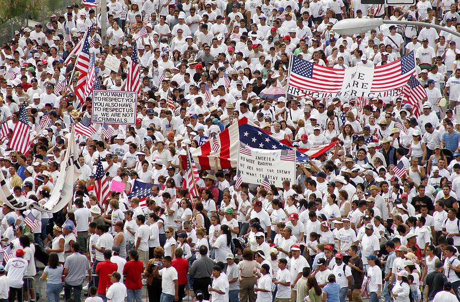 marchas, Estado Unidos