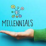 Joven, millennial, musica