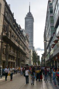 Torre Latinoamericana, Mexico, CDMX