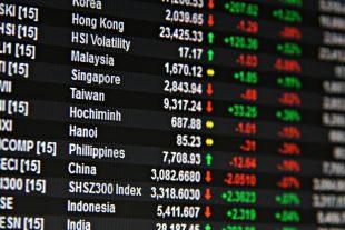 Bolsas de Asia