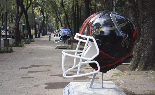 cascos NFL