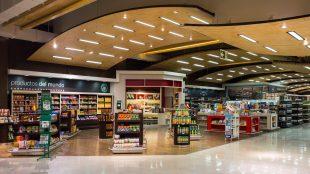 Diseño en un supermercado