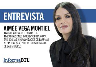 Entrevista Aimée Vega Montiel