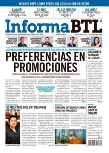 Portada InformaBTL diciembre 2016
