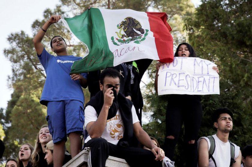 TRUMP, PROTESTAS, .U.S.