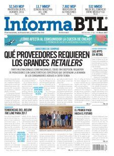 Portada InformaBTL enero 2017