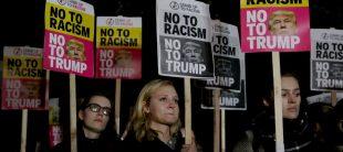 protesta trump