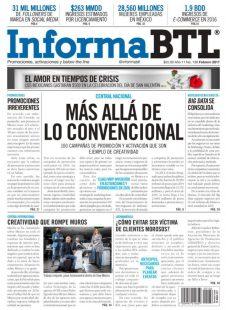 Portada InformaBTL febrero 2017