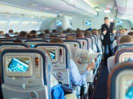 Asistentes de vuelo