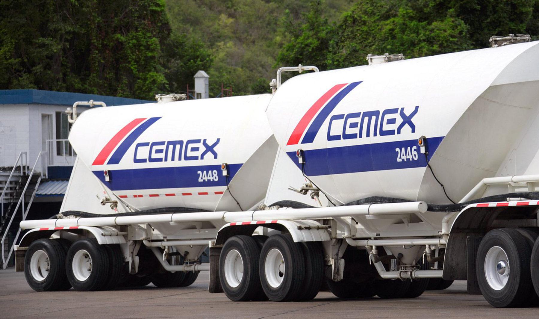 Cemex podria dar cemento para construccion de muro fronterizo