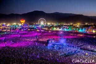 Lanzan cartel de festival Coachella 2017