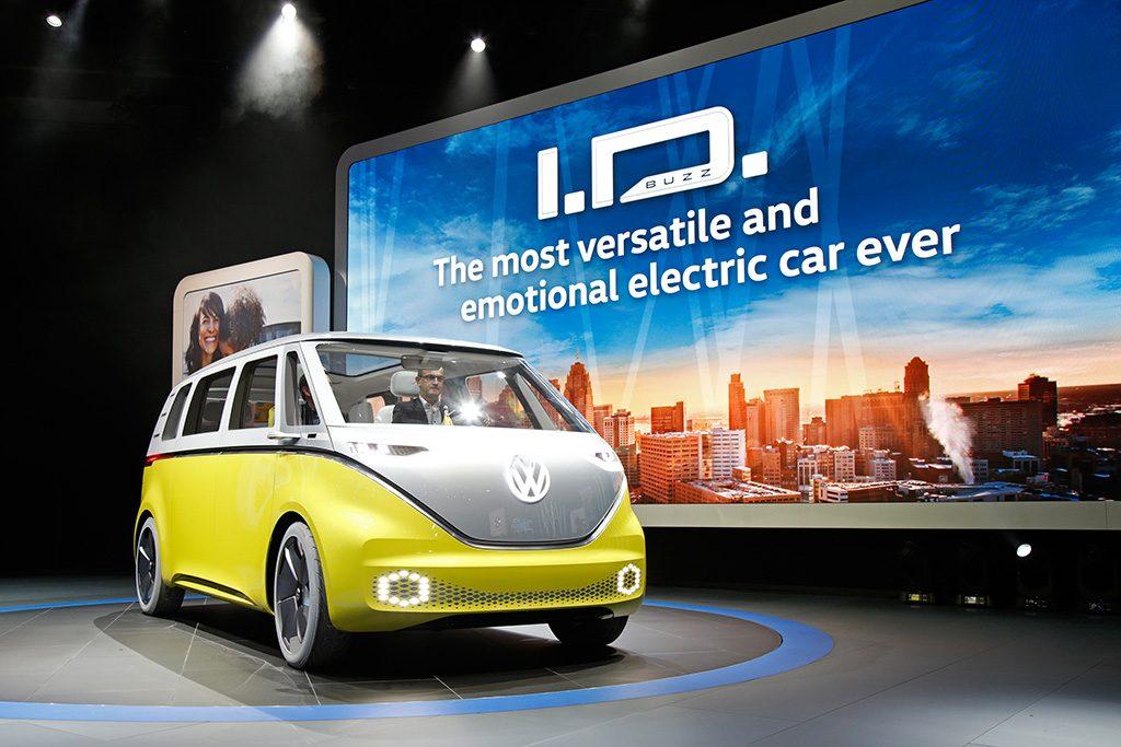 Regresa la combi de Volkswagen
