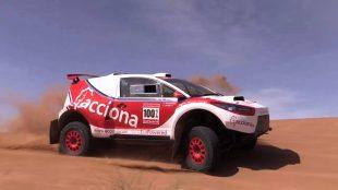 Rally Dakar 2017 tendra un carro electrico