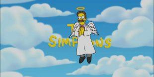los simpson se visten de luto