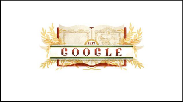 Google se une al centenario de la Constitucion de 1917