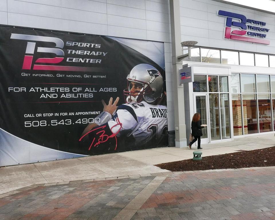 TB12 Sports Center