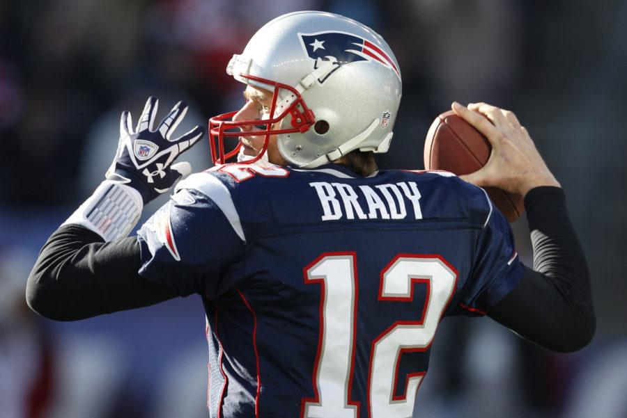 Tom Brady mariscal de campo y marca consolidada