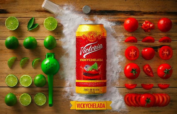 Vickychelada