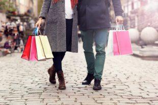 compras pareja